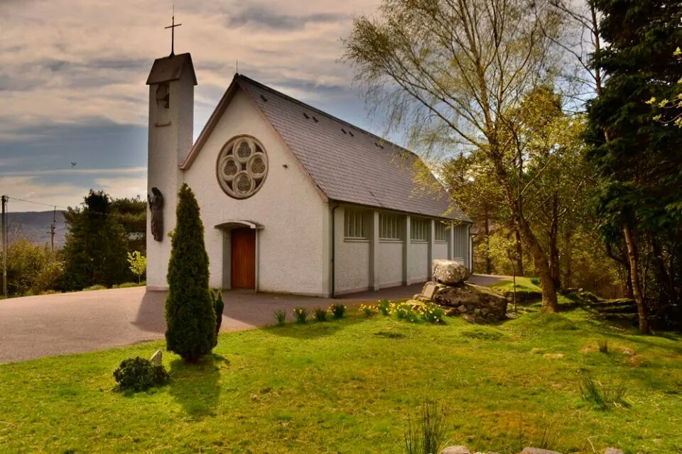 Our Lady of the Valley Chruch Black Valley